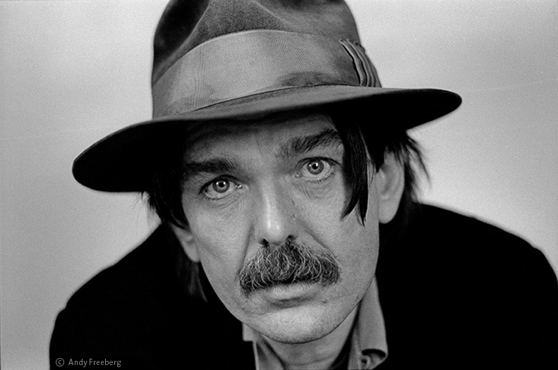captain beefheart - photo by andy freeberg